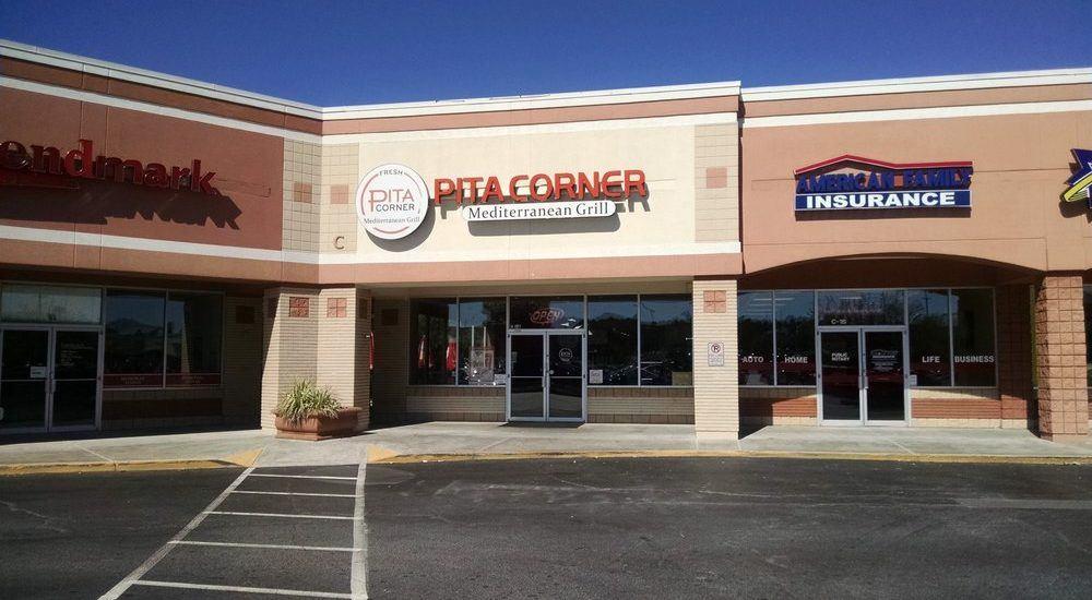 Pita Corners
